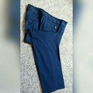 Shanghai Luxe Blue Pants